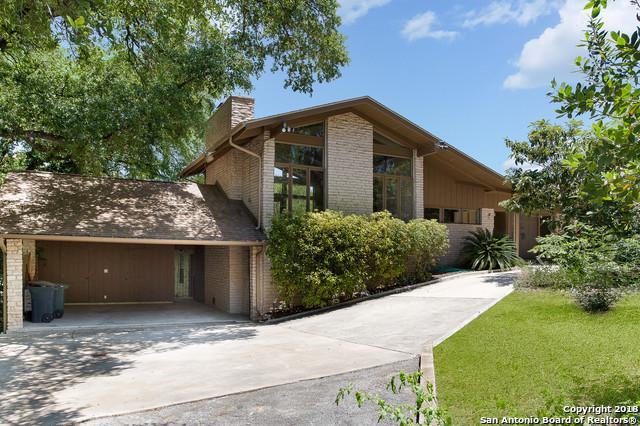 711 Terrell Rd, Terrell Hills, TX 78209 (MLS #1313930) :: The Castillo Group