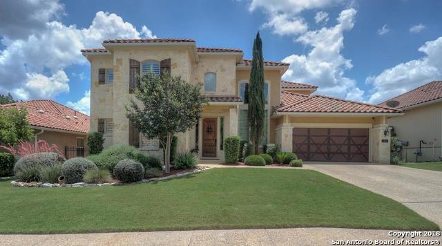 1262 Via Belcanto, San Antonio, TX 78260 (MLS #1314069) :: The Castillo Group