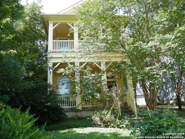 438 Elmhurst Ave, San Antonio, TX 78209 (MLS #1314271) :: Exquisite Properties, LLC