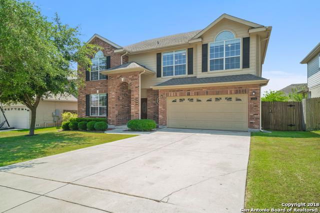 2616 Riva Ridge Circle, Schertz, TX 78154 (MLS #1314408) :: The Castillo Group