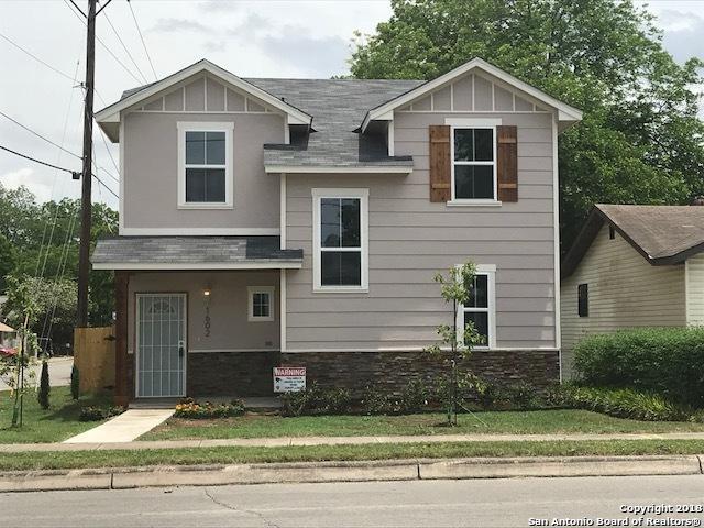 1602 S South Walters, San Antonio, TX 78210 (MLS #1314415) :: The Castillo Group