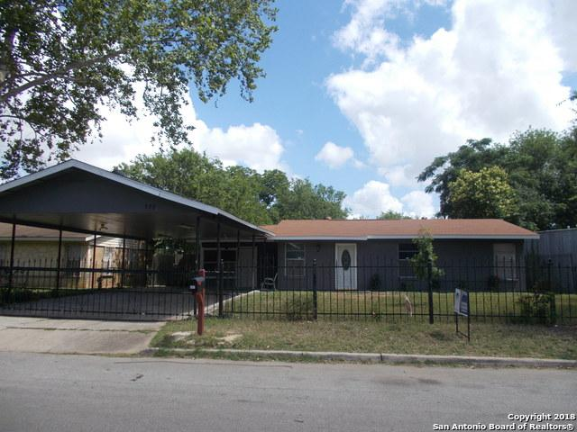 307 Yukon Blvd, San Antonio, TX 78221 (MLS #1314425) :: Exquisite Properties, LLC