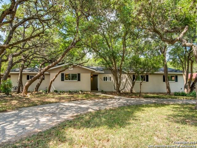433 Skyforest Dr, Hollywood Pa, TX 78232 (MLS #1314432) :: ForSaleSanAntonioHomes.com