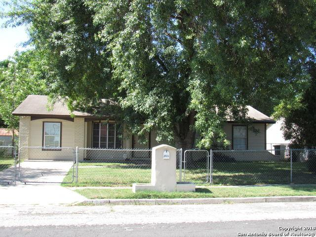 2131 Henrietta St, San Antonio, TX 78224 (MLS #1314440) :: Exquisite Properties, LLC