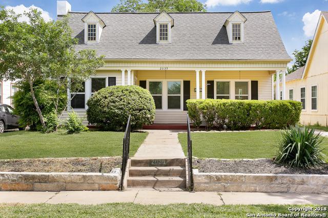 2039 W Kings Highway, San Antonio, TX 78201 (MLS #1314661) :: Exquisite Properties, LLC