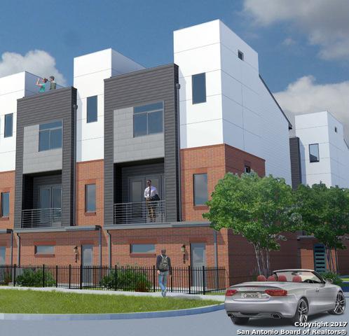1606 N Hackberry St #302 #302, San Antonio, TX 78208 (MLS #1314845) :: Exquisite Properties, LLC