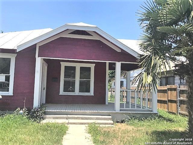 153 Linares St, San Antonio, TX 78225 (MLS #1315011) :: Exquisite Properties, LLC