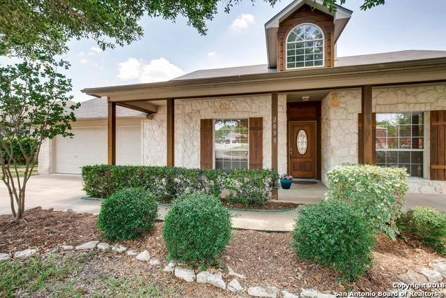 2030 Stonecrest Path, New Braunfels, TX 78130 (MLS #1315102) :: Exquisite Properties, LLC