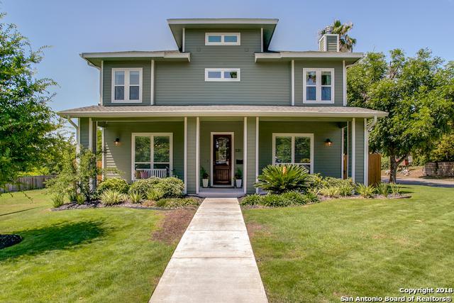 531 Parland Place, San Antonio, TX 78209 (MLS #1315383) :: Exquisite Properties, LLC