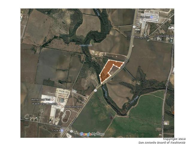 13811 State Highway 16 S, San Antonio, TX 78224 (MLS #1315389) :: Front Real Estate Co.