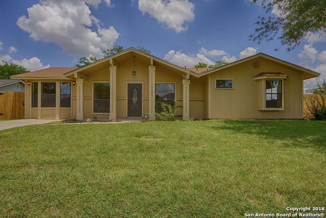7323 Havenbrook Dr, San Antonio, TX 78227 (MLS #1315398) :: The Castillo Group