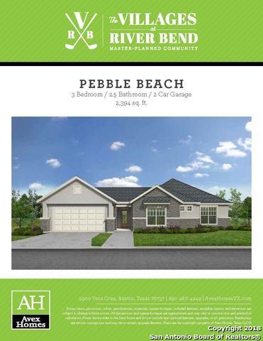 136 Fairway Dr, Floresville, TX 78114 (MLS #1315733) :: Exquisite Properties, LLC
