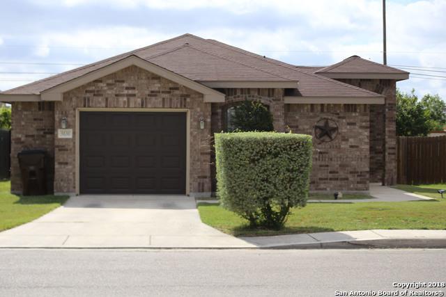 3838 Bogie Way, Converse, TX 78109 (MLS #1315824) :: Exquisite Properties, LLC