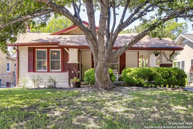 2039 W Huisache Ave, San Antonio, TX 78201 (MLS #1315830) :: Exquisite Properties, LLC
