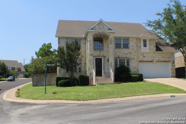 539 Roble Fino, San Antonio, TX 78258 (MLS #1315851) :: The Castillo Group