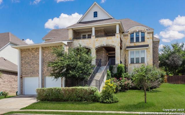 8111 Night Bluff Dr, San Antonio, TX 78255 (MLS #1316051) :: Exquisite Properties, LLC