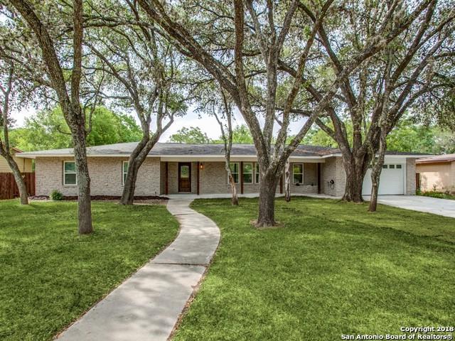 106 Roleto Dr, Castle Hills, TX 78213 (MLS #1316479) :: Exquisite Properties, LLC