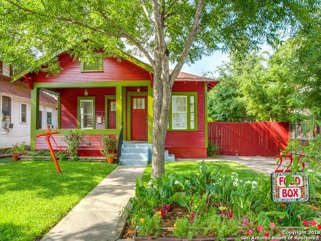 226 W Whittier St, San Antonio, TX 78210 (MLS #1316585) :: Exquisite Properties, LLC