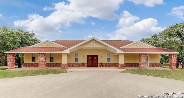 126 W Lobo Dr, Blanco, TX 78606 (MLS #1316700) :: Exquisite Properties, LLC