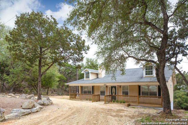 153 Sunrise Dr, Canyon Lake, TX 78133 (MLS #1316777) :: Exquisite Properties, LLC