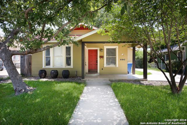 519 Devine St, San Antonio, TX 78210 (MLS #1316858) :: The Castillo Group