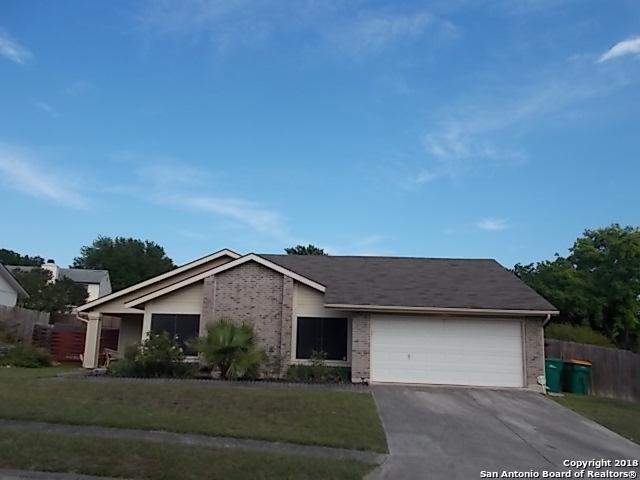 10302 Vigilante Trail, Converse, TX 78109 (MLS #1316895) :: Exquisite Properties, LLC