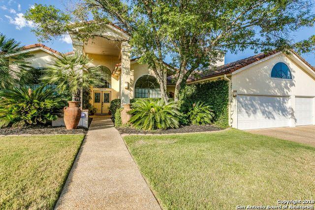 15514 Clover Ridge, San Antonio, TX 78248 (MLS #1317110) :: The Castillo Group