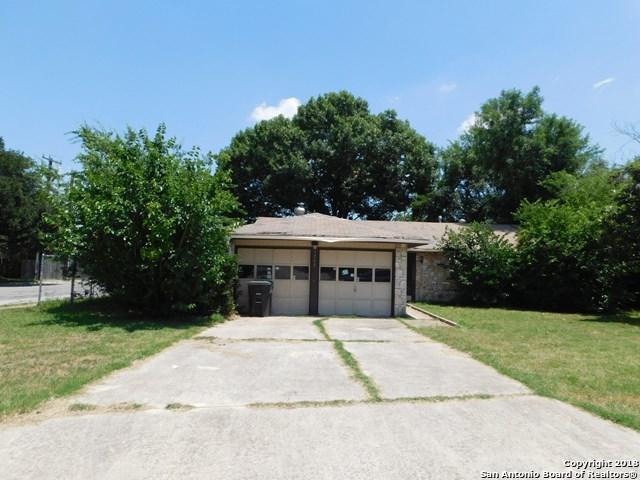 2702 Lakedon Street, San Antonio, TX 78222 (MLS #1317376) :: Exquisite Properties, LLC