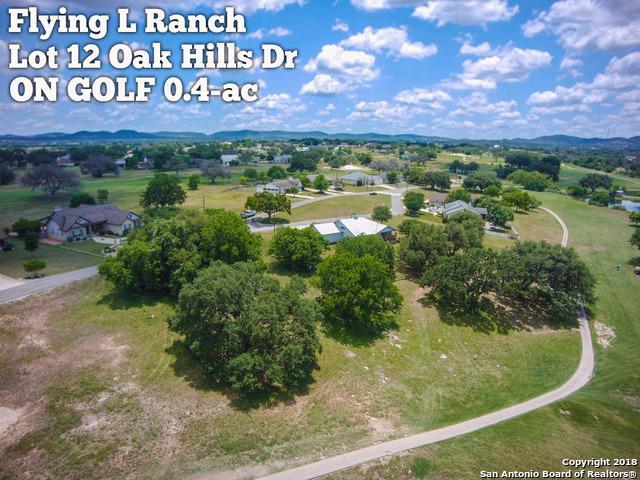 LOT 12 Oak Hills, Bandera, TX 78003 (MLS #1317394) :: NewHomePrograms.com LLC
