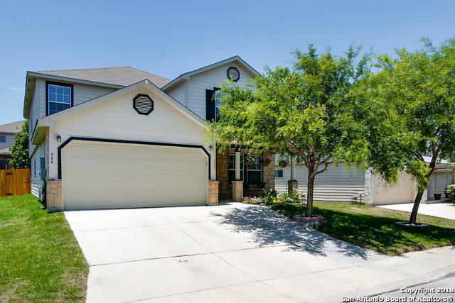 323 Fontana Albero, San Antonio, TX 78253 (MLS #1317430) :: Exquisite Properties, LLC