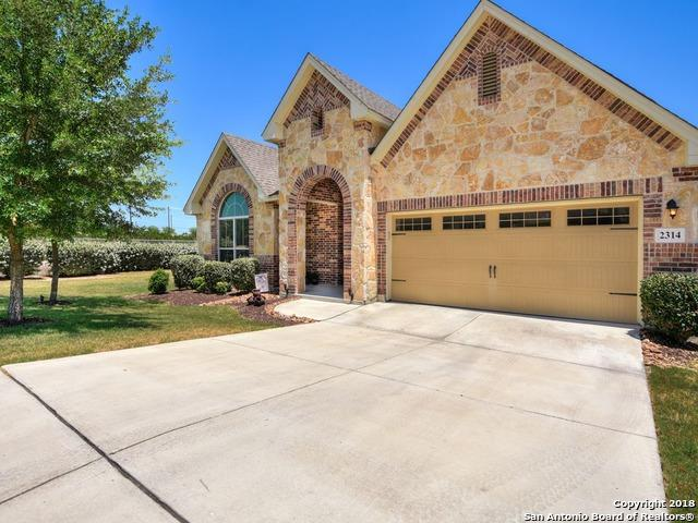 2314 Cortona Mist, San Antonio, TX 78260 (MLS #1317467) :: Exquisite Properties, LLC