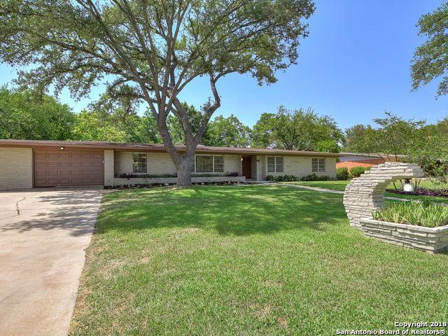 219 Gardenview, Castle Hills, TX 78213 (MLS #1317497) :: Exquisite Properties, LLC
