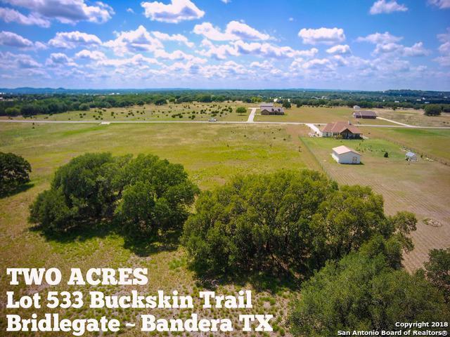 LOT 533 Buckskin Trail, Bandera, TX 78003 (MLS #1317536) :: Exquisite Properties, LLC