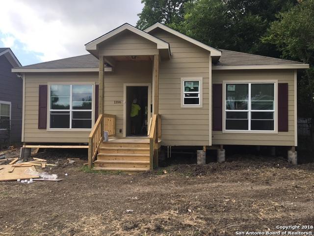 1106 W Winnipeg Ave, San Antonio, TX 78225 (MLS #1317570) :: Exquisite Properties, LLC
