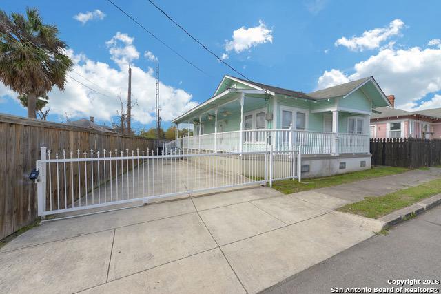 314 W Highland Blvd, San Antonio, TX 78210 (MLS #1317603) :: Exquisite Properties, LLC