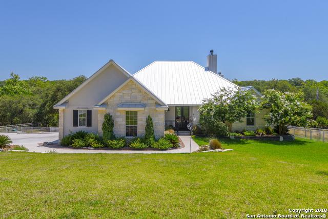 1087 Pegasus Dr, Spring Branch, TX 78070 (MLS #1317624) :: Exquisite Properties, LLC