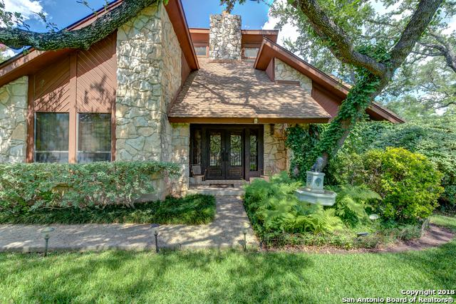 118 Long Bow Rd, Shavano Park, TX 78231 (MLS #1318067) :: Exquisite Properties, LLC