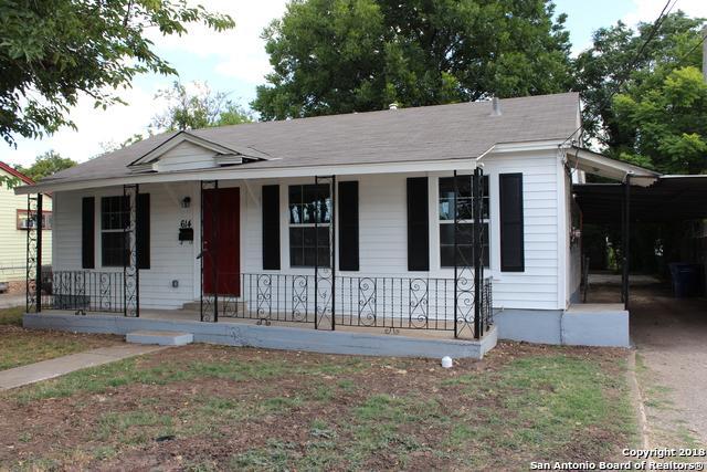 614 Harriman Pl, San Antonio, TX 78204 (MLS #1318397) :: Exquisite Properties, LLC
