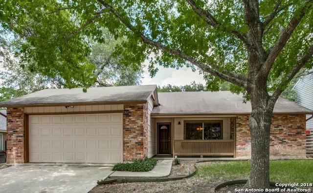16322 Clouded Crest St, San Antonio, TX 78247 (MLS #1318573) :: Exquisite Properties, LLC