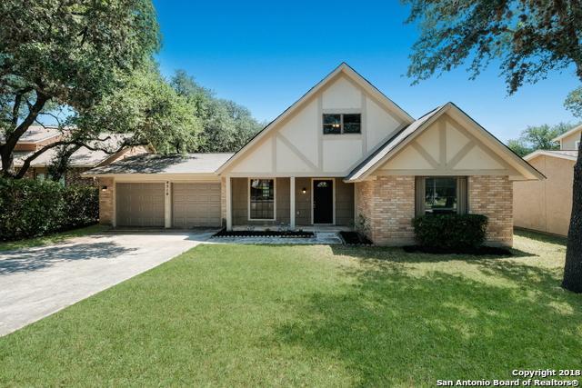 8510 Timberbriar St, San Antonio, TX 78250 (MLS #1318681) :: Exquisite Properties, LLC