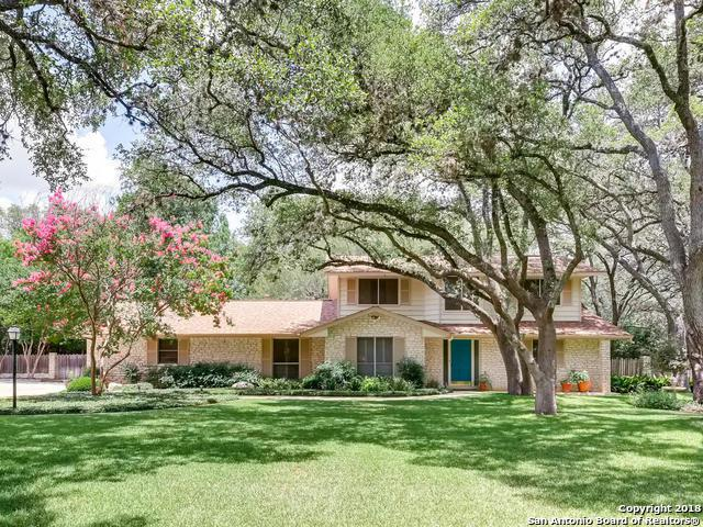 131 Turkey Creek Rd, Shavano Park, TX 78231 (MLS #1318756) :: Keller Williams City View
