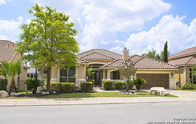1242 Via Belcanto, San Antonio, TX 78260 (MLS #1318761) :: Exquisite Properties, LLC
