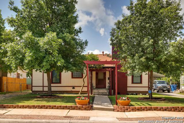 532 Westwood Dr, San Antonio, TX 78212 (MLS #1318805) :: Alexis Weigand Real Estate Group
