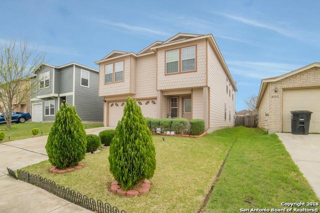 4406 Rothberger Way, San Antonio, TX 78244 (MLS #1318808) :: Exquisite Properties, LLC