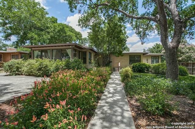 127 Oakleaf Dr, San Antonio, TX 78209 (MLS #1319060) :: Exquisite Properties, LLC