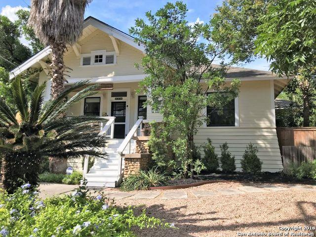 638 Patterson Ave, Alamo Heights, TX 78209 (MLS #1319090) :: The Castillo Group