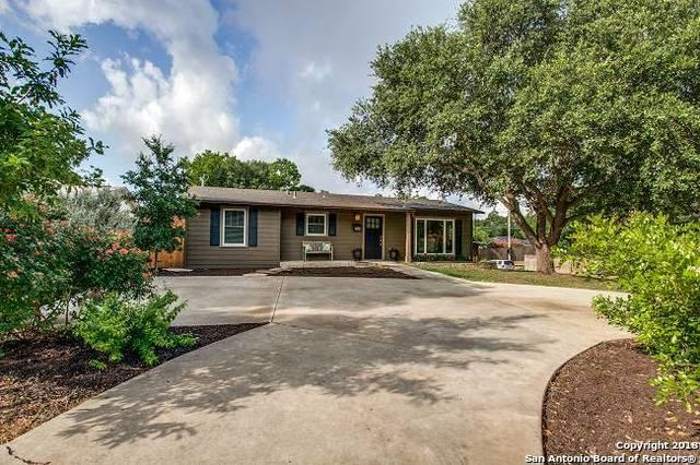 402 Irvington Dr, San Antonio, TX 78209 (MLS #1319101) :: Erin Caraway Group