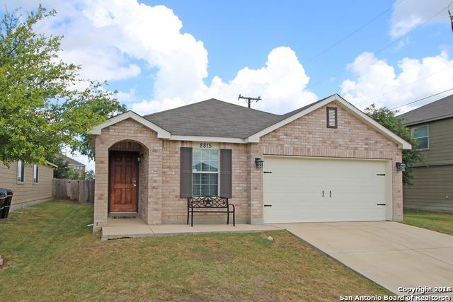 8815 Preserve Trail, San Antonio, TX 78254 (MLS #1319121) :: Exquisite Properties, LLC