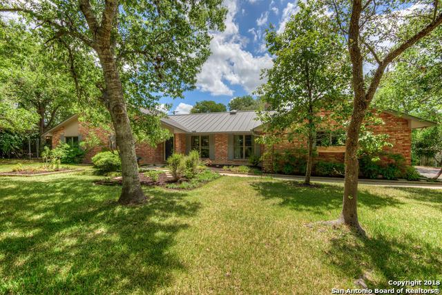 10543 Rocking M Trail, Helotes, TX 78023 (MLS #1319173) :: Exquisite Properties, LLC