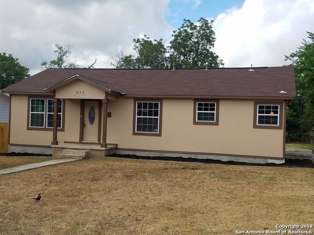 630 Sutton Dr, San Antonio, TX 78228 (MLS #1319394) :: Exquisite Properties, LLC